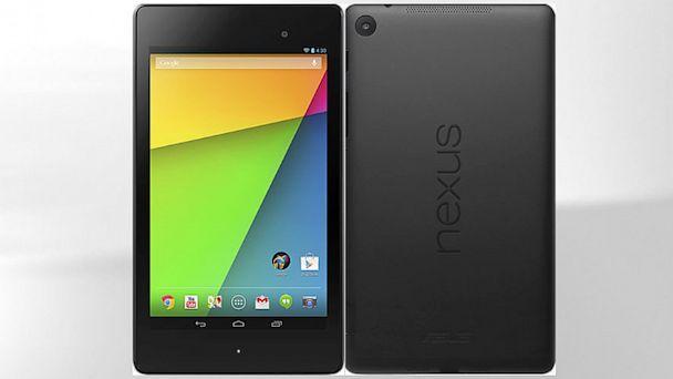 Smartphone Nexus de frente y dorso