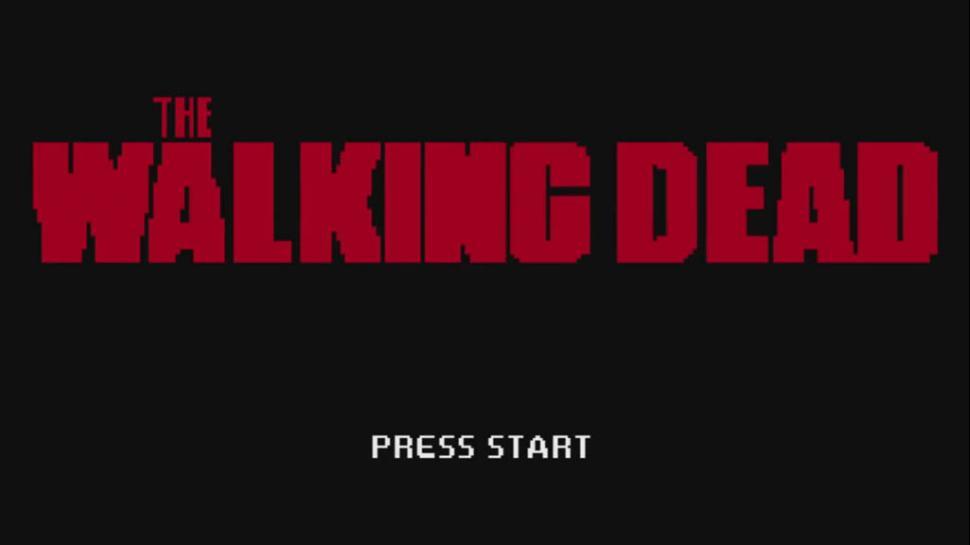 he Walking Dead en 8bits