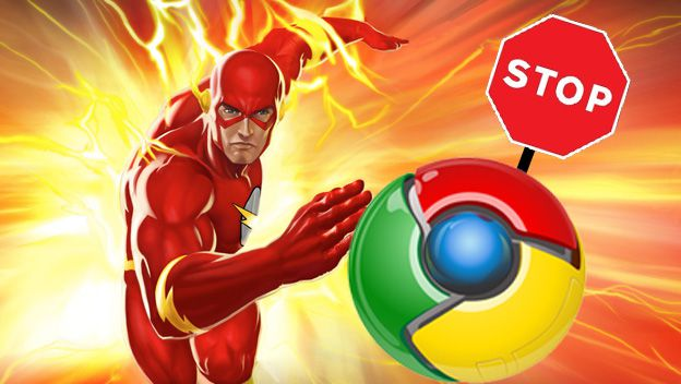 Google Chrome le pone freno a Flash